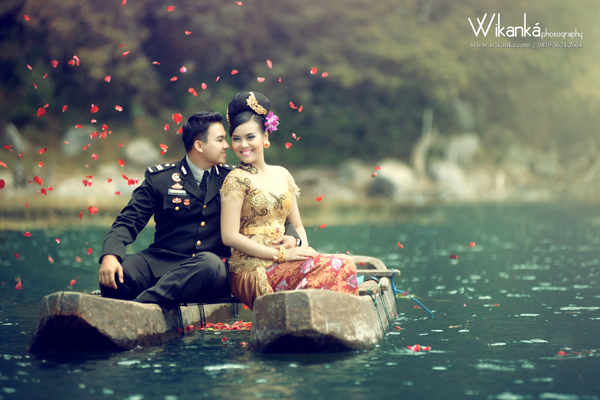 Prewedding Casual Tamblingan