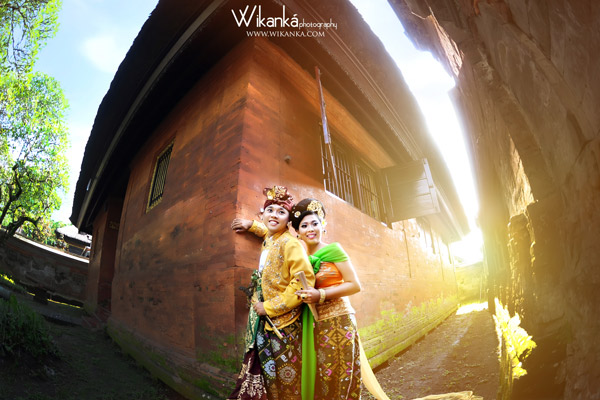 Prewed modifikasi