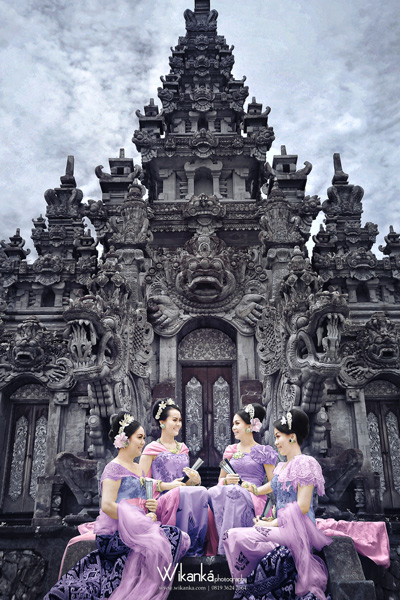 Prewedding Bali Infrared