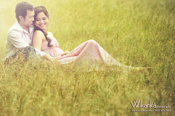 Prewedding Casual di Tamblingan, Bali