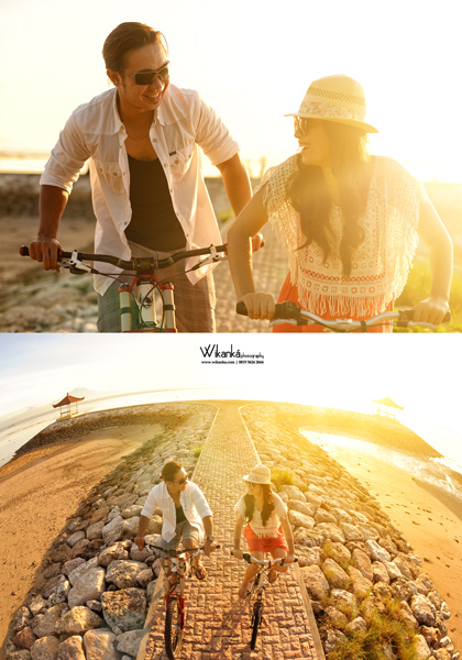 Prewedding Casual in Bali